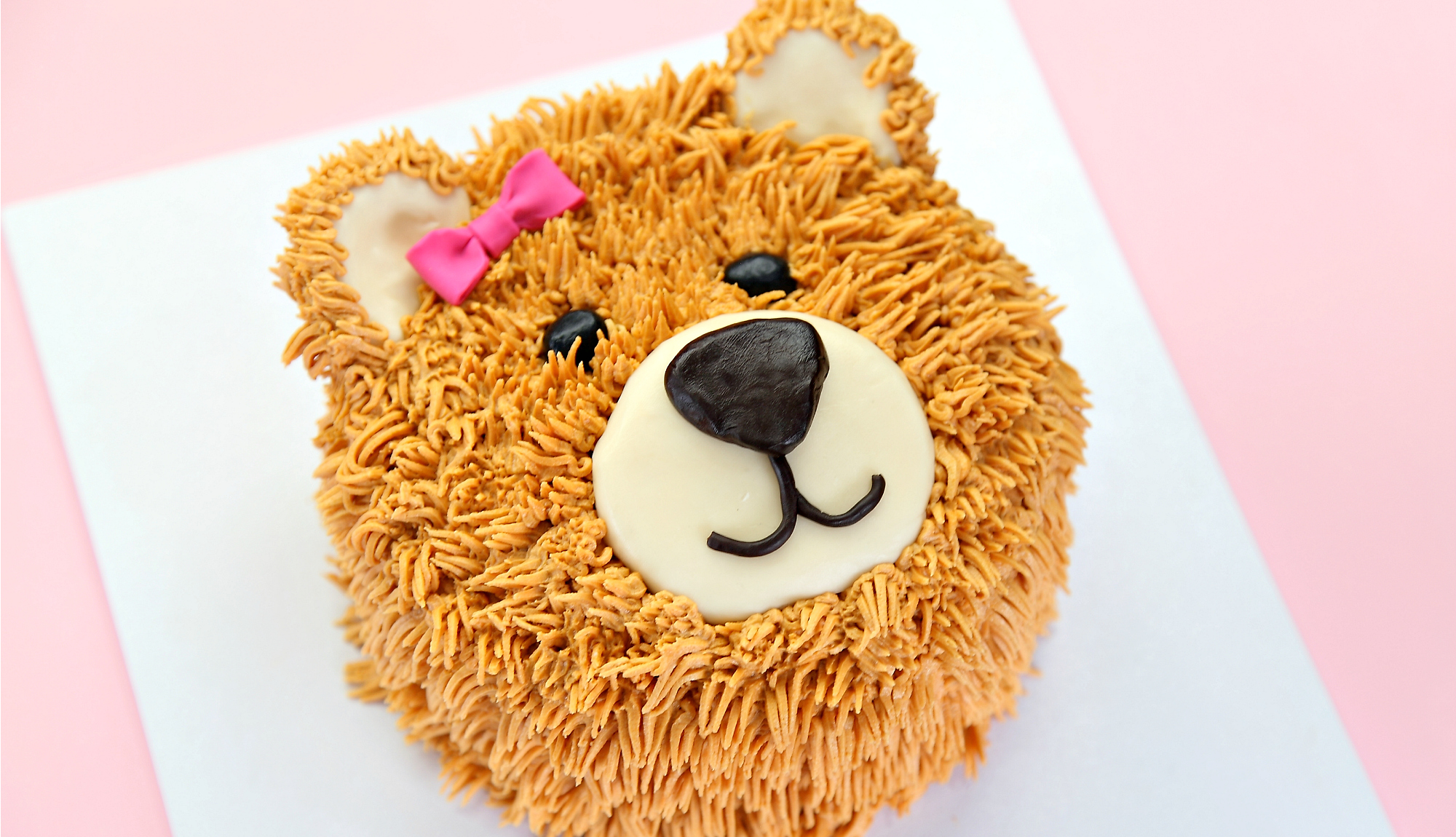 Cake Design Teddy Bear : Teddy Bear Cake - Cake Style