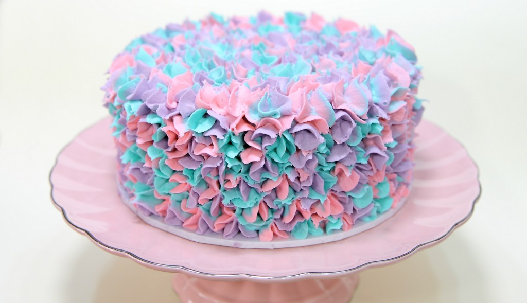 Using Star Tips For Cake Decorating