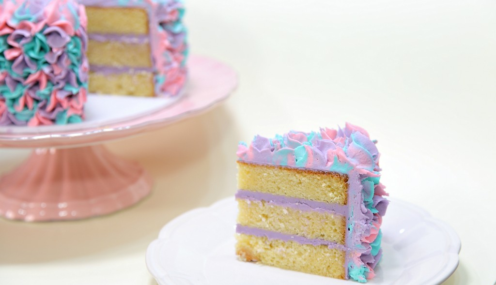 Vanilla Bean and Lavender Cake.1