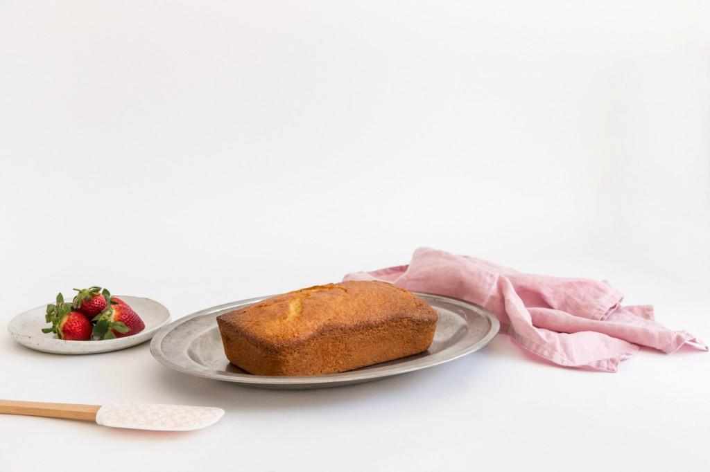 Lemon Strawberry Loaf 1