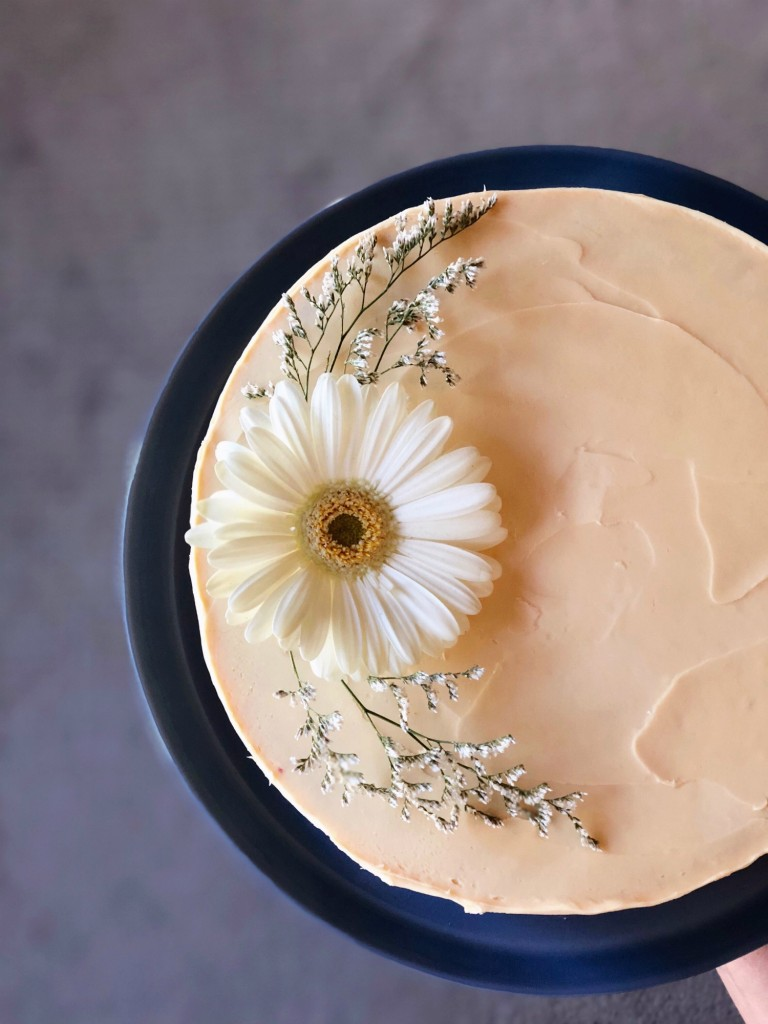 Triple Citrus Mud Cake